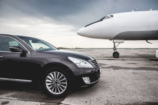 Limo Guy airport transfer